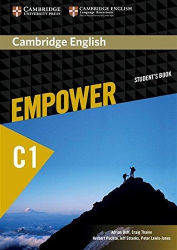Empower C1 Advanced Student's Book Cover