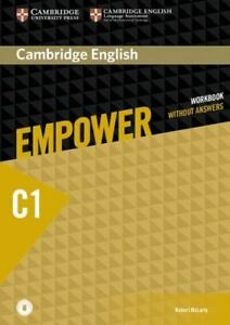 Empower C1 Advanced Workbook Cover