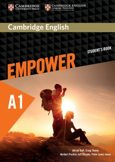 Empower A1 Elementary Student's Book Cover
