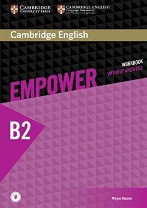 Empower Upper Intermediate Workbook Cover