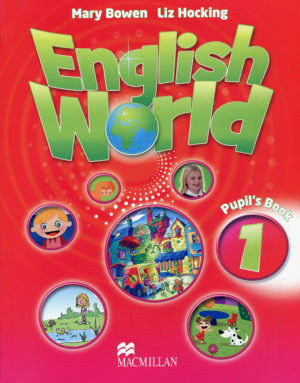 English World Pupil's Book Cover