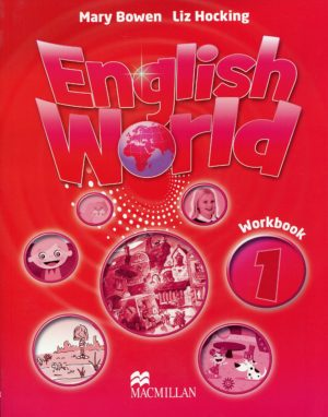 English World 1 Work Book Cover