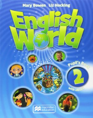 English World 2 Pupil's Book Cover