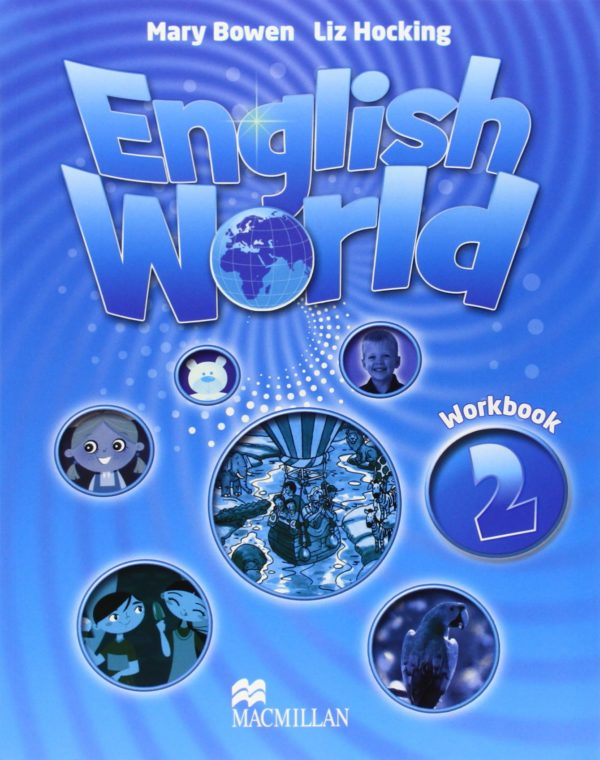 English World 2 Work Book Cover