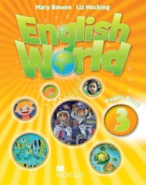 English World 3 Pupil's Book Cover