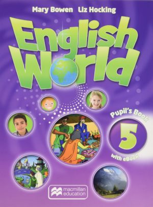 English World 5 Pupil's Book Cover