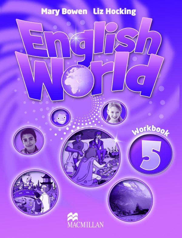 English World 5 Work Book Cover