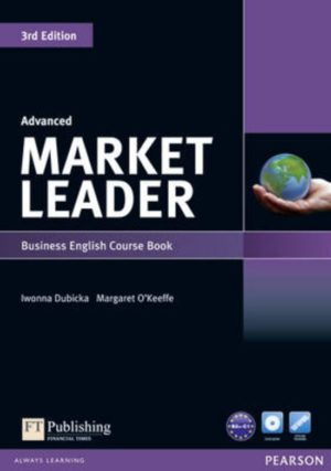 Market Leader Advanced Course Book Cover