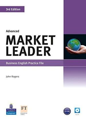 Market Leader Advanced Practice File Cover