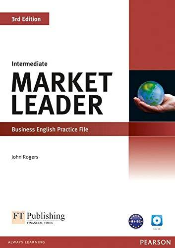 Market Leader Intermediate Practice File Cover