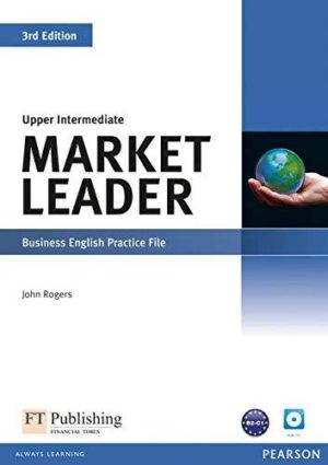 Market Leader Upper Intermediate Practice File Cover